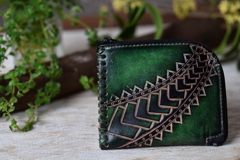 錢包( 綠)
