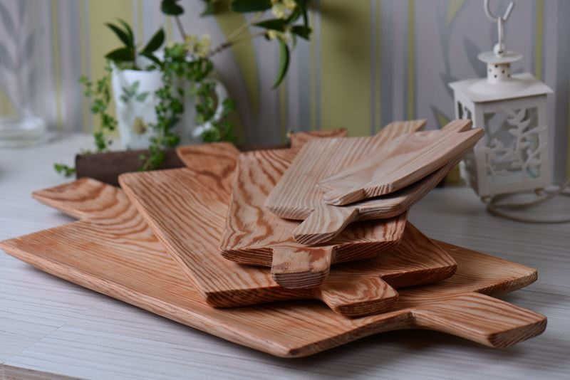 典雅木盤組